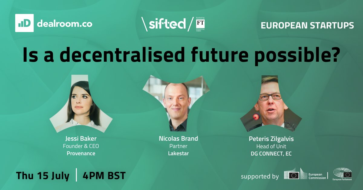 Event: is a decentralised future possible?