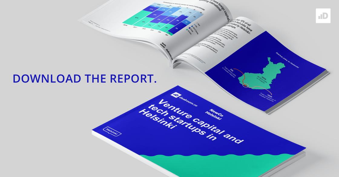 Helsinki download the report
