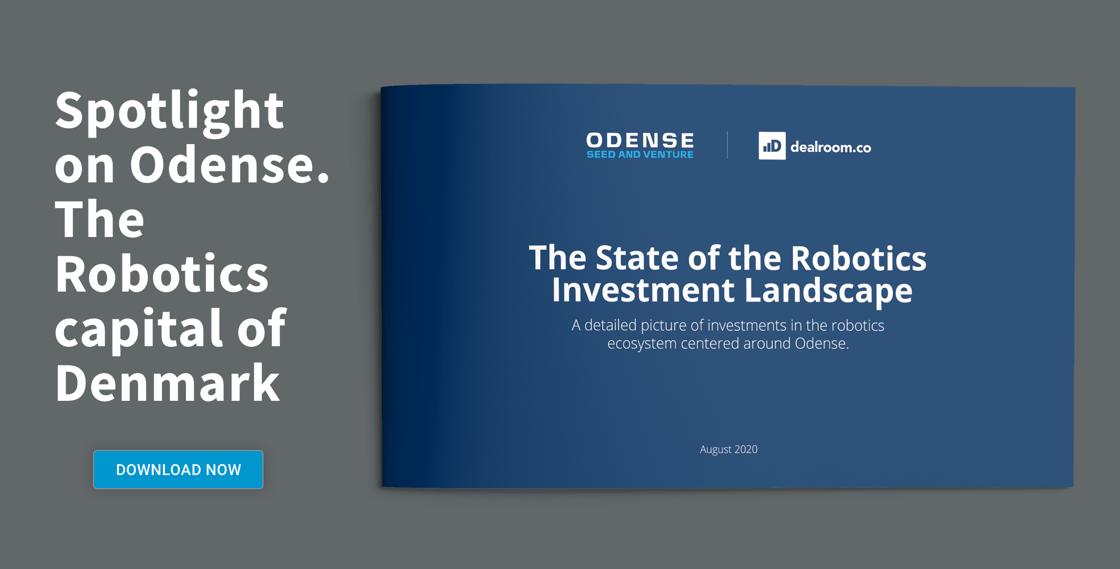 Odense robotics report cover image