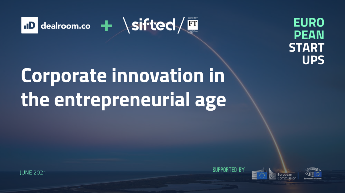 Corporate innovation in the entrepreneurial age