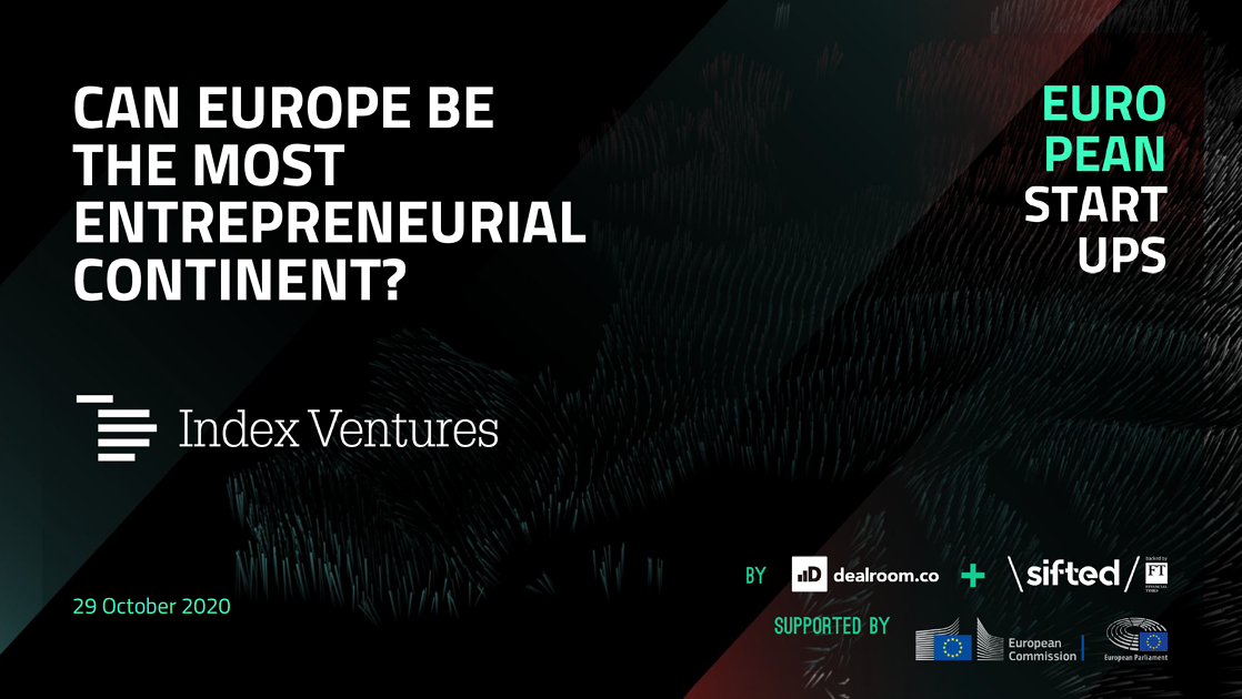Can Europe become the most entrepreneurial continent? Report