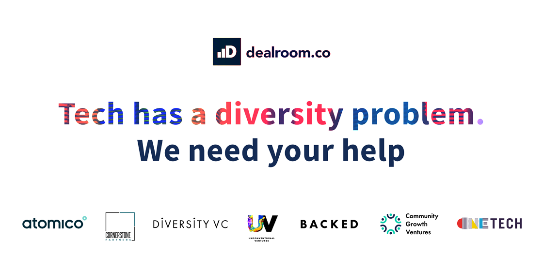Tech has a diversity problem. We need your help.