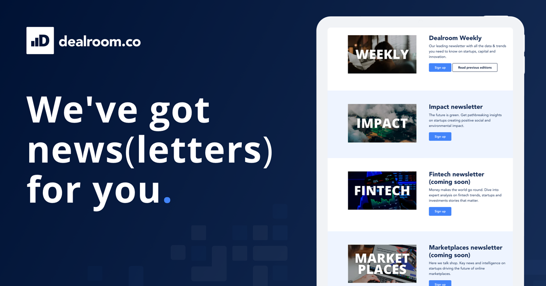 We've got newsletters for you
